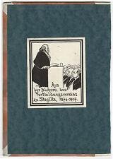 EXLIBRIS di Heinrich Zille (Berlino) 1907