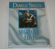 Danielle Steel's No Greater Love sealed new dvd movie Lifetime Titanic