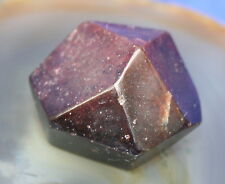 Natural Polished Garnet Almandine Pyrope Gemstone Crystal Specimen Reiki Blessed