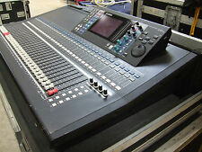 Yamaha LS9 32 Digital Mixing Desk & Amptown Flight Case