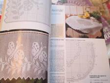Sabrina-Tous Les Ouvrages En Crochet Magazine #63- Beaute De La Dentelle