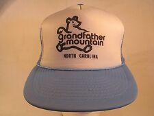 Vintage Men's Cap GRANDFATHER MOUNTAIN North Carolina [Z84a]