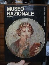 MUSEO NAZIONALE NAPOLI ARTE ILLUSTRATI AA.VV. DE AGOSTINI 1971
