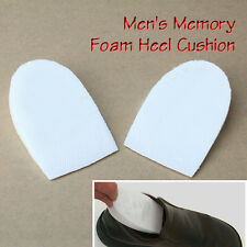 Comfortable Shoes Memory Foam Heel Insoles Arch Support Cushion Insert Pads