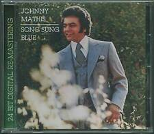 JOHNNY MATHIS - SONG SUNG BLUE