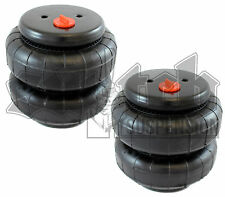 Air Spring 2500 lb Air Suspension 1/2 npt 250 psi Universal Air Bag Pair