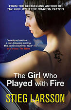 The Girl Who Played with Fire (Millennium Trilogy Book 2), Stieg Larsson