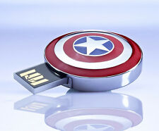 MARVEL CAPTAIN AMERICA SCHILD USB STICK / USB Flash Drive [ 16GB Speicher ]