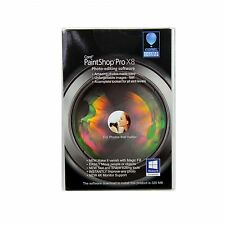 COREL SOFTWARE PHOTO EDITING PAINTSHOP PRO X8 SPECIAL EDITION WINDOWS PSPX8OEM