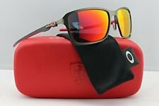OAKLEY Sunglasses Scuderia FERRARI Edition TINCAN CARBON OO6017-07 Gunmetal-Red
