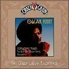 Oscar Perry Lonesome Train Best Of CD NEW SEALED Soul