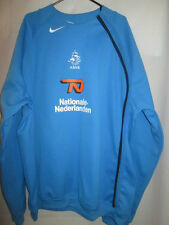 Holland 2004 Player Worn Training Football Jumper Size Extra Extra Large /15650
