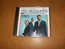 CD (MAR 059) - BILLY LARKIN & THE DELEGATES