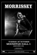 MORRISSEY 2016 BANGKOK, THAILAND CONCERT TOUR POSTER -The Smiths, New Wave Music
