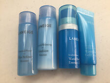 Laneige Moisture Care Trial Kit, Water Bank Essential Miniature Mini Sample Set