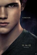 TWILIGHT BREAKING DAWN PT 2 - Movie Poster Flyer - 11X17 - TAYLOR LAUTNER
