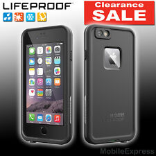 "Genuine LifeProof Fre Shock, WaterProof Case / Cover Black for iPhone 6 ( 4.7"" )"