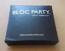 BLOC PARTY Live At Tempelhof 23.10.2008 German MP3 USB Memory Stick