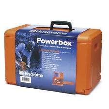 New Husqvarna Powerbox 455 rancher 460 Chainsaw Carrying Case FITS MOST UNITS
