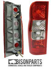 *TRANSIT REAR LAMP LIGHT LENS MK7 2007 ON PASSENGER SIDE BRAND NEW TRA002