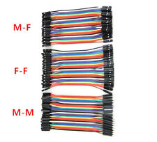 120pcs 10cm male to male  male to female  female to female  Jumper Cable NEW
