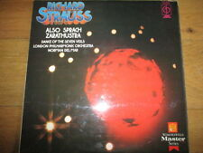 RICHARD STRAUSS - ALSO SPRACH ZARATHUSTRA - LP/RECORD - CFP 40289 - UK - 1978