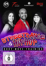 DVD Streetdance and Hip Hop von Body Move Training