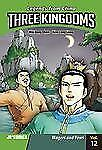 Three Kingdoms Volume 12: Wagers and Vows-ExLibrary