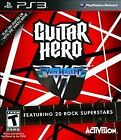 PS3 Guitar Hero: Van Halen PlayStation 3 BRAND NEW SEALED (FREE SHIPPING)