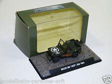 """Atlas Verlag Legendäre Militärfahrzeuge """"Willys MB Jeep USA 1944"""" OVP (E925)"""