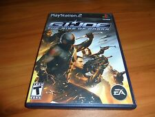 G.I. Joe: The Rise of Cobra (Sony PlayStation 2, 2009) Used Complete PS2 GI