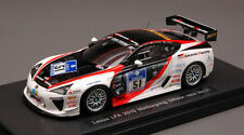 Lexus LFA #51 24H 24-hour Nurburgring Race 2010 1:43 Model 44436 EBBRO