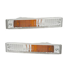 90-91 HONDA CIVIC HATCHBACK  SIGNAL LIGHT Set Pair