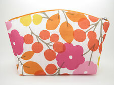 New! Clinique Cosmetic Makeup Bag Zipper Pouch