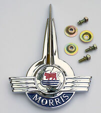 Morris Moggi Minor Bonnet Lid Badge, Austin Morris AAA3958