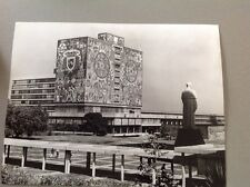 PHOTO MEXIQUE : UNIVERSITÉ DE MEXICO - Format 24x18cm