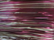 IDEAL NOEL cheveux d'ange argent-violet  neuf