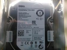"DELL 6P85J SEAGATE ST4000NM0063 ES.3 SED 4TB 4000GB 3.5"" 7.2K 7200RPM SAS HDD"