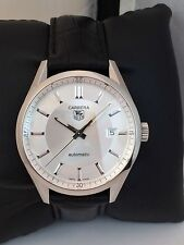 2012 Tag Heuer Carrera Calibre 5 Mens Watch Automatic WV211A in Excellent Cond.