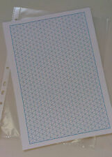 Isometric Grid Paper (20 sheets 10mm triangles)