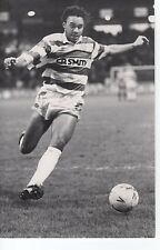 Original Press Photo Glasgow Celtic Paul Elliott 1989