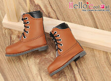 ☆╮Cool Cat╭☆ 【TY04-3】Taeyang Doll Boots # Brown