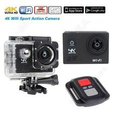 Full HD 4K@30fps SJ8000 170° 16MP WiFi Sports Action Camera Cam+Remote Control