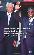 South Africa's Post Apartheid Foreign Policy: From Reconciliation to Revival? (A