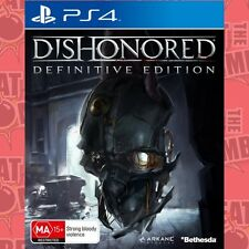 Dishonored Definitive Edition  - PlayStation 4 game - BRAND NEW