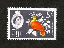 Fiji--#187 MNH--Orange Dove--1962