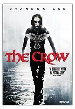 """The Crow Brandon Lee Movie Poster Banner 16.5"""" x 24"""" High Quality"""