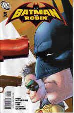 BATMAN AND ROBIN #5 / GRANT MORRISON / PHILIP TAN / DC COMICS / 2009