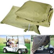 "112"" 4 Passenger GOLF Cart Cover Storage For EZ GO Club Car Yamaha W/ Duffel bag"
