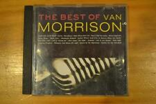 The Best of Van Morrison CD USED GOOD CONDITION FREEPOST IN AUSTRALIA